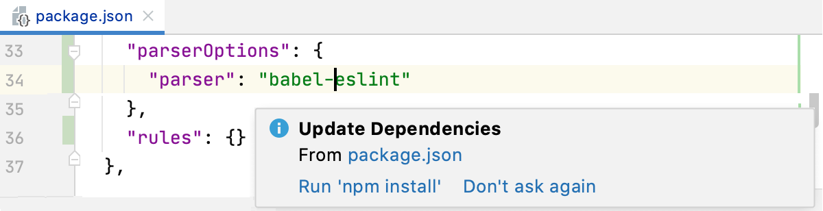 Update dependencies: popup