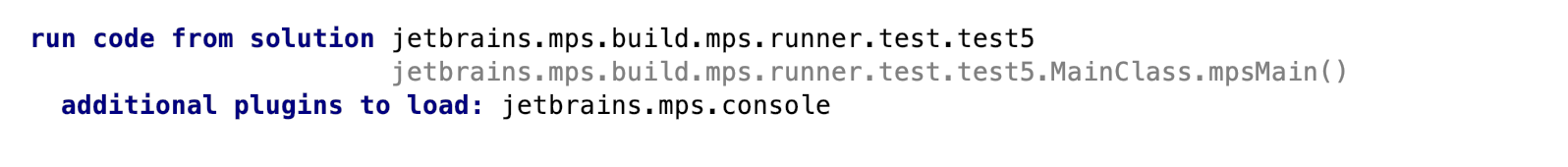 Runner with plugins