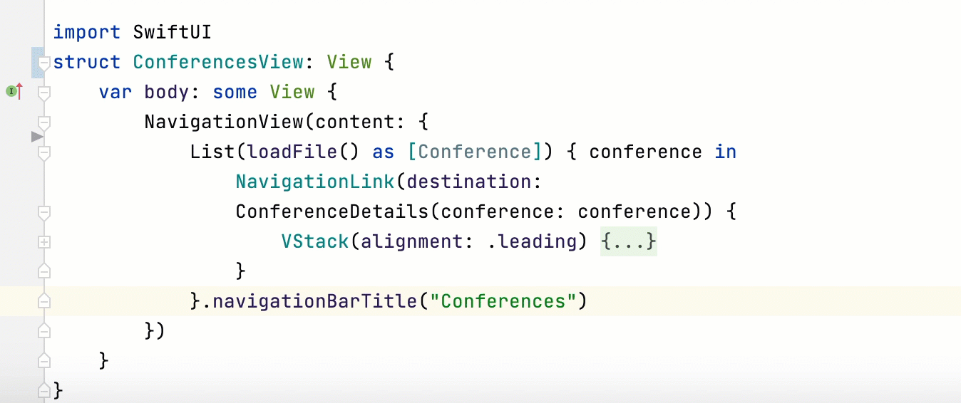 Localize string intention action