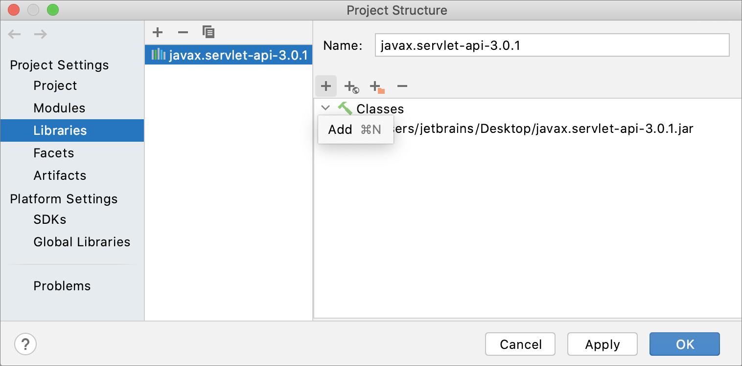 Adding library documentation