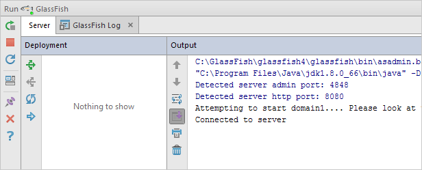 Arq31glass fish started