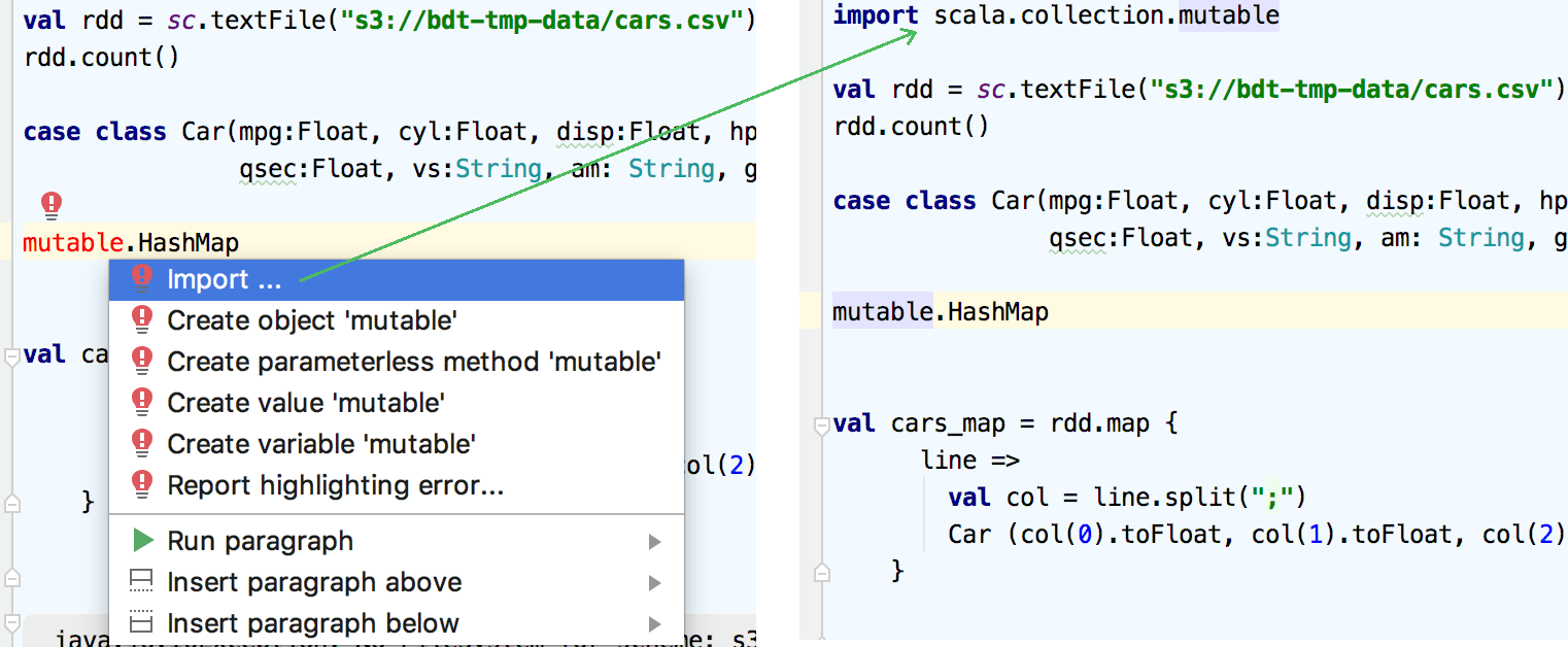 Adding a missing import