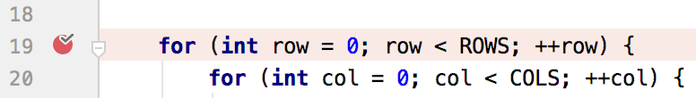 resolved breakpoint
