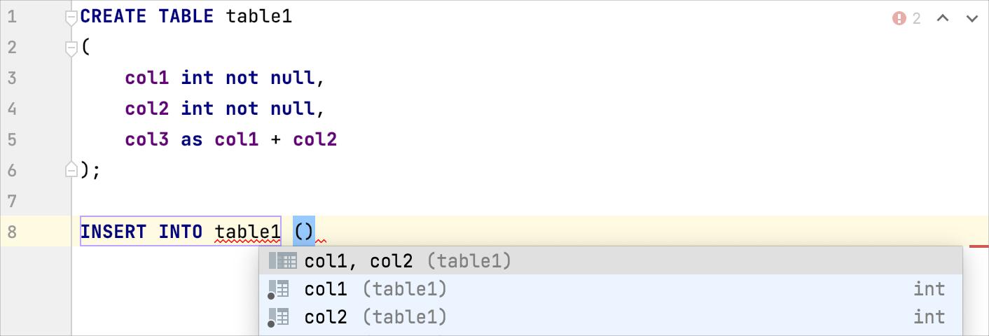 computed columns in INSERT statements