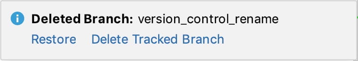 deleted branch notification