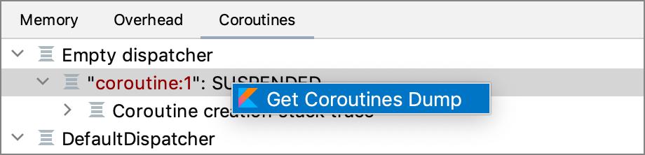 Kotlin debug coroutines dump1