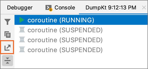 Kotlin debug coroutines dump3