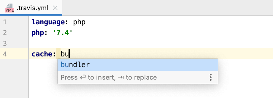 YAML: complete JSON