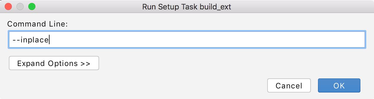 adding a command-line argument