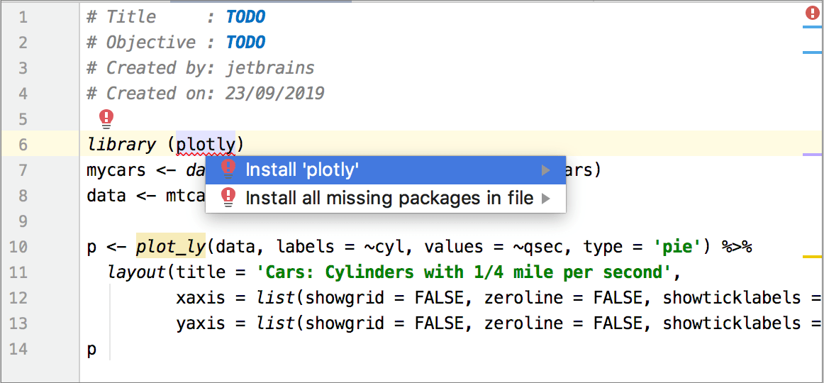 Quick-fix fix for the missing import statement