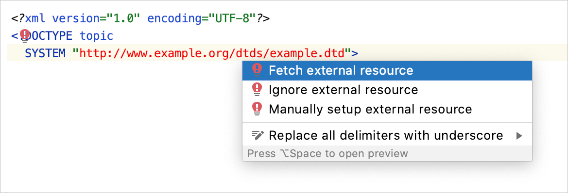 Referencing an unfamiliar URL