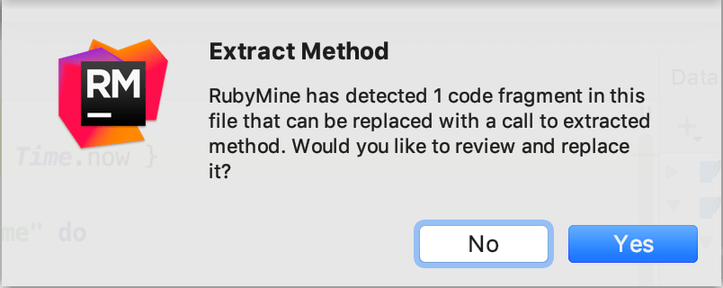 Extract method