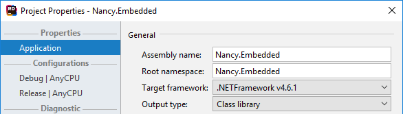 JetBrains Rider code inspection: Namespace does not correspond to file location