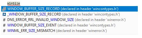 JetBrains Rider: Import symbol completion in C++