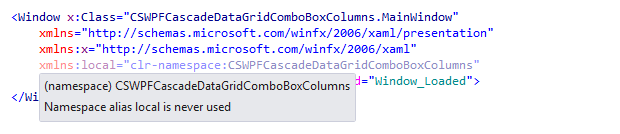 JetBrains Rider: XAML code highlighting