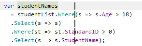 JetBrains Rider: Multiple carets in the virtual space mode