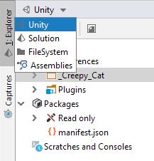 Unity Explorer