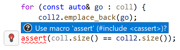 JetBrains Rider: helps adding missing C++ includes automatically