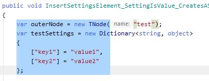 JetBrainsRider Select rectangular fragment using keyboard