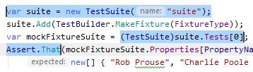 JetBrainsRider: Select multiple text fragments