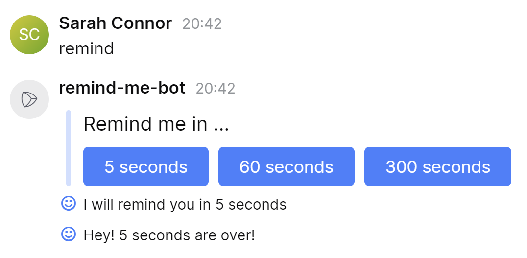 Run the chatbot