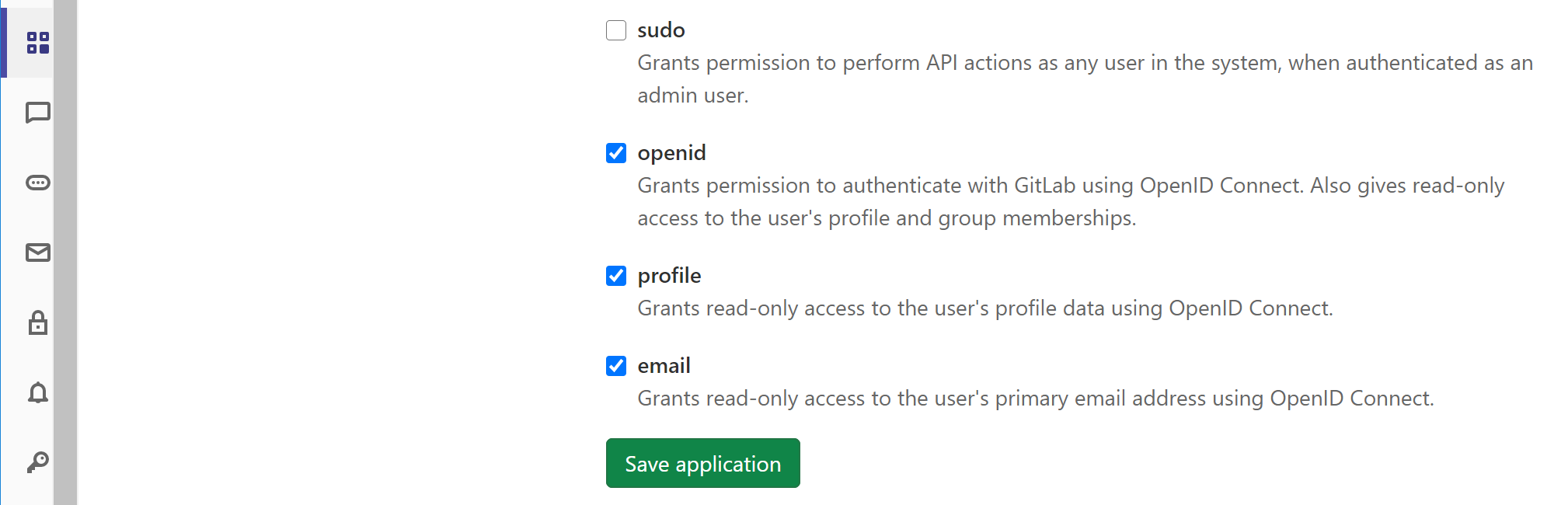 OpenIDConnectGitLabCheckboxes.png