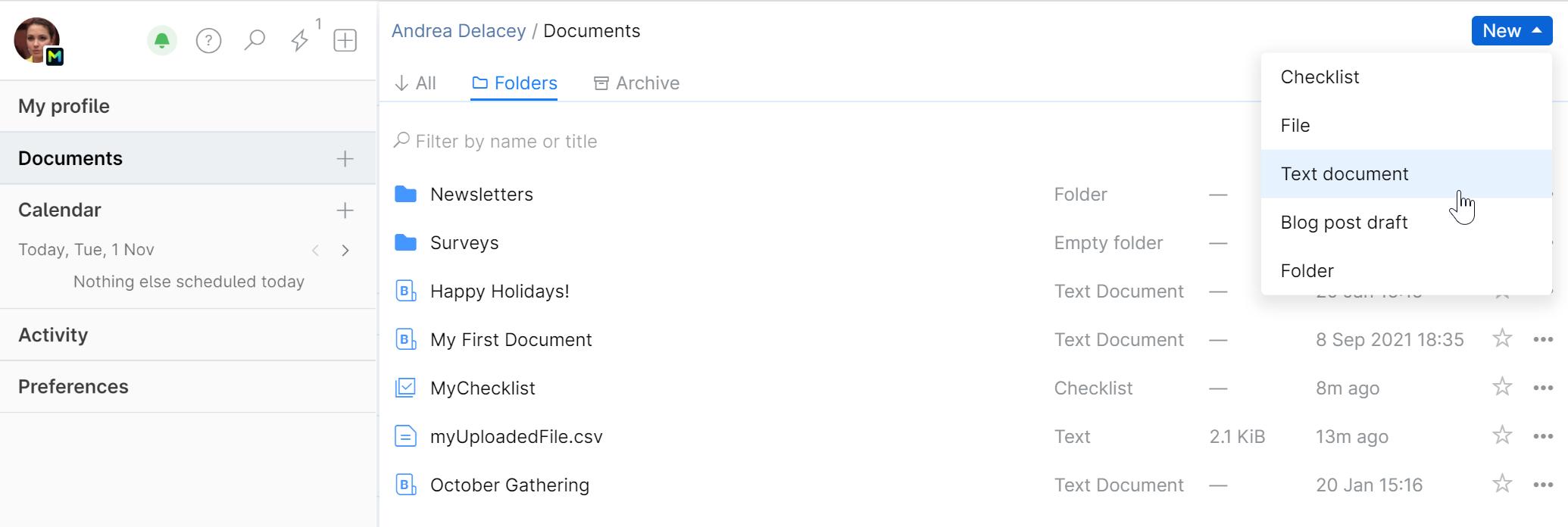 myDocumentsCreateTextDocument.png