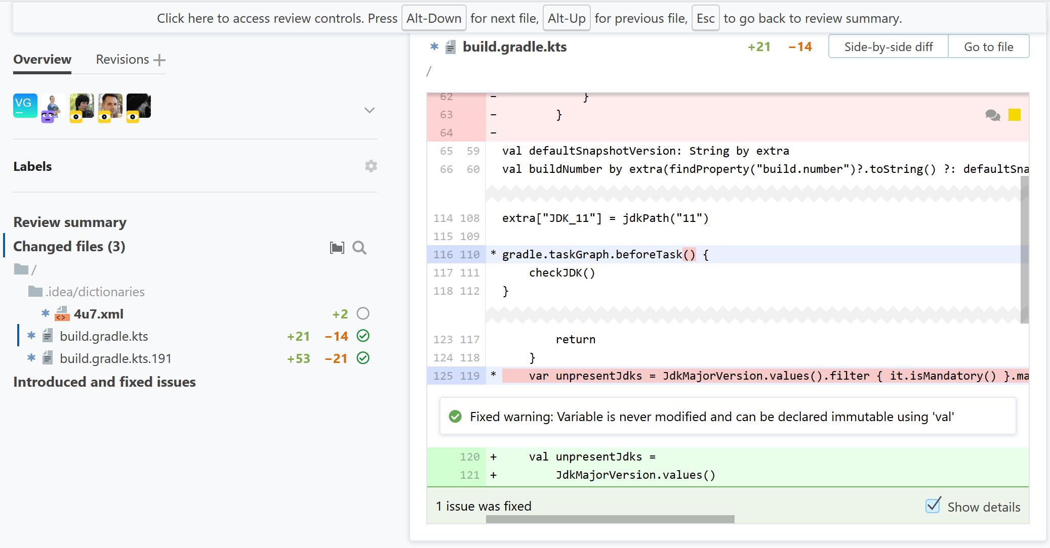 code analysis sum 1