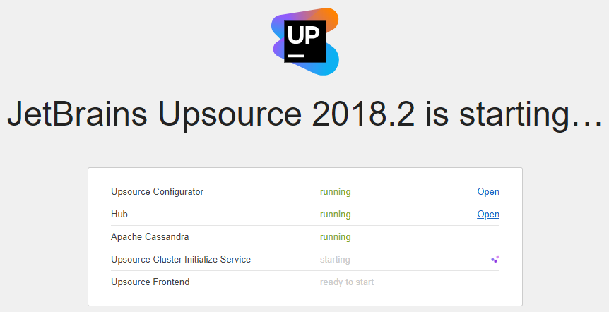 upsource_starting