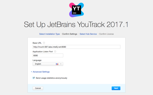 /help/img/youtrack/2017.1/ytInstallConfirmSettings.png