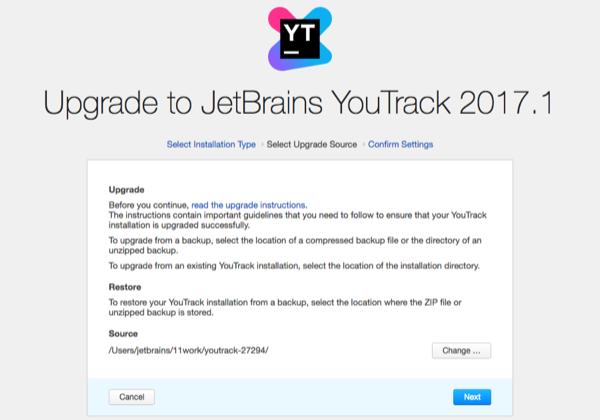 /help/img/youtrack/2017.1/ytUpgradeSelectSource.png