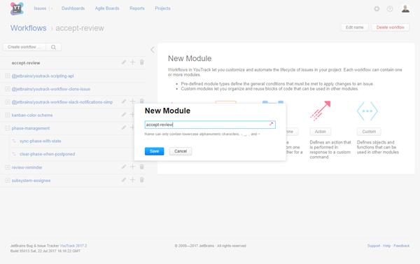 new module
