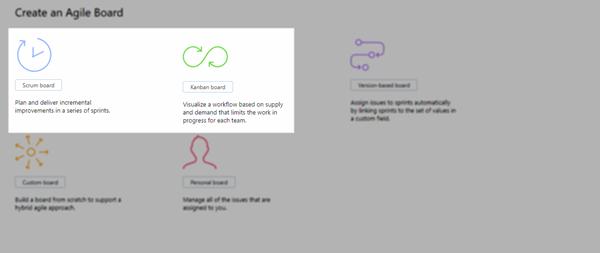 Multi project create board