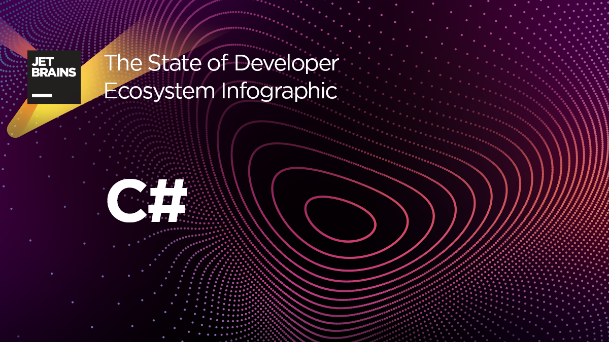 C# in 2017 - The State of Developer Ecosystem by JetBrains
