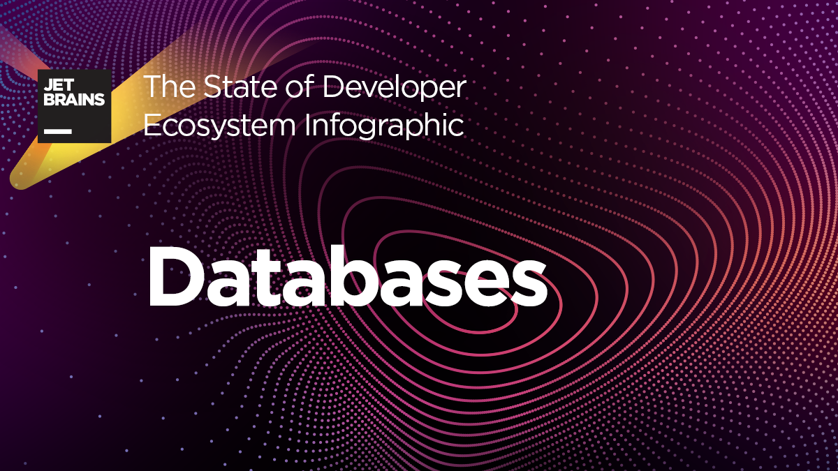 Databases in 2017 - The State of Developer Ecosystem by JetBrains