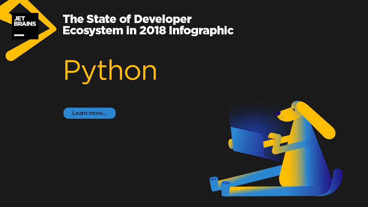 Python in 2018 - The State of Developer Ecosystem by JetBrains